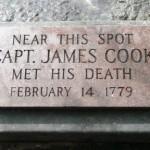 Captain Cook Monument at Kealakekua Bay-February 20, 2016–Must RSVP!