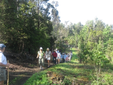 Honuaula Forest Reserve Makaula O'oma Tract – August 15, 2015